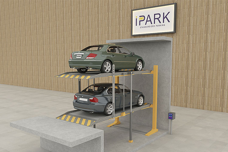 Pit Car Parking